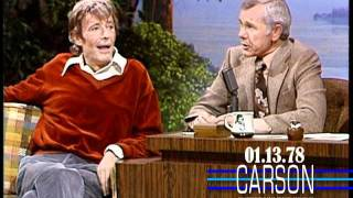 Peter O'Toole Explains His Erratic Behavior on Johnny Carson's Tonight Show