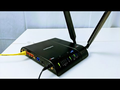 Cradlepoint  4G Routers