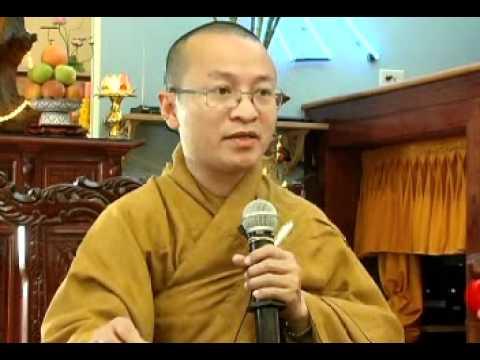 Hôn Nhân Và Hạnh Phúc (Phần 2-2) (07/07/2007) Thích Nhật Từ