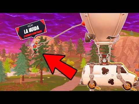 Fortnite Temporada 9 Fortbyte 30