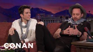 Nick Kroll & John Mulaney's Success Hasn't Gone To Their Heads  - CONAN on TBS