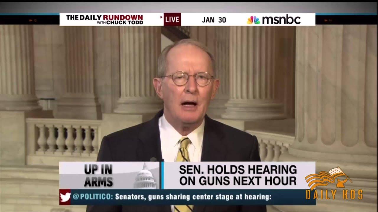 US Senator: Video Games Are 'A Bigger Problem Than Guns'