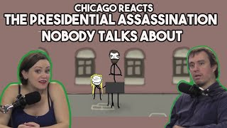 Chicagoans React to The Presidential Assassination Nobody Talks About by Sam O'Nella