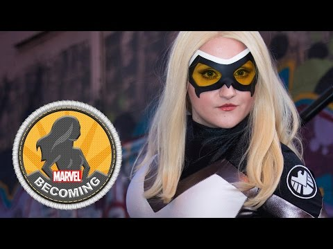 Cosplayer Castle Corsetry becomes Mockingbird