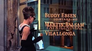 Breakfast at Tiffany's (1080p) - Opening Intro Scene - Audrey Hepburn