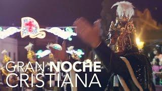 preview picture of video 'Capitanía Cristiana Paterna 2014 - Desfile moros y cristianos'