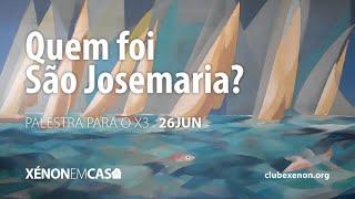 Breve áudio inédito de S. Josemaria em Lisboa