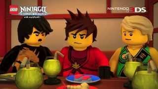 ゲーム『LEGO®ニンジャゴーローニンの影かげ』TVCM9月3日リリース
