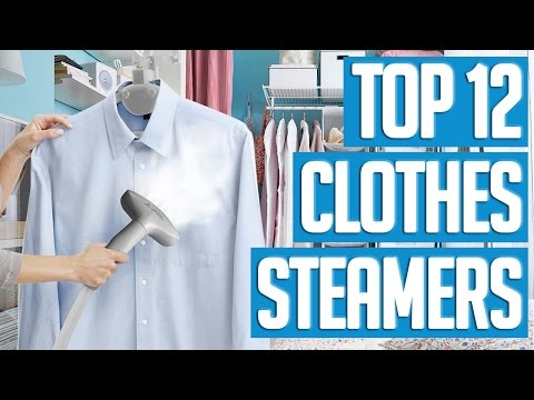 12 Best Clothes Steamers 2017