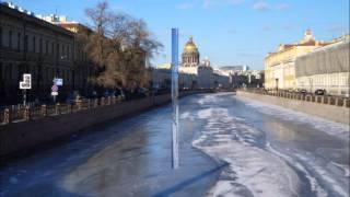 Санкт-Петербург гордая белая птица