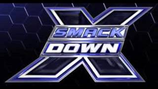 WWE SmackDown Official Theme Song 2009   2010 By Divide the Day 'Let it Roll'
