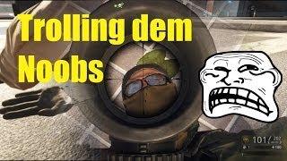 Battlefield Hardline - Trolling dem Noobs