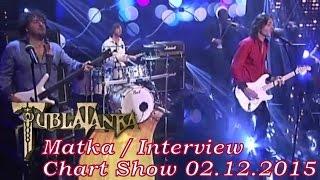 Tublatanka - Matka / Interview - Chart Show (02.12.2015)
