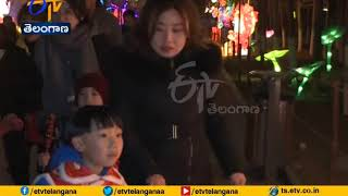 Two Weeks New Year Celebration   to End Today in China
