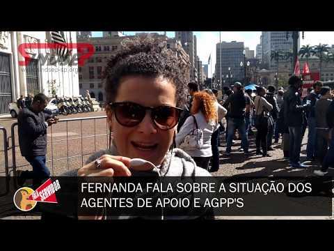 FALA SERVIDOR - AGPPs, ASTs e Agentes de Apoio FERNANDA