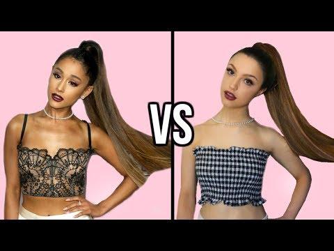 I Tried Ariana Grande's Hair for a Week...