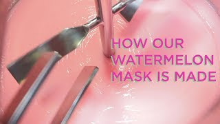 How Our Watermelon Glow Mask Is Made | Glow Recipe