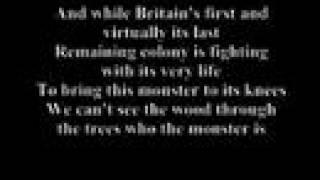 Chumbawamba / Danbert Nobacon - Why are we still in Ireland