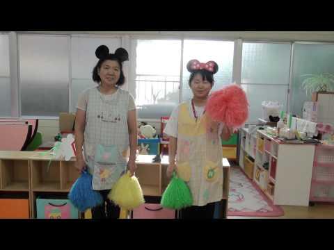 笠間 友部 ともべ幼稚園 子育て情報「運動会シリーズ 年少 おゆうぎ」