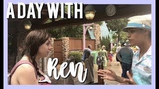 A DAY WITH REN || dcp fall 2018