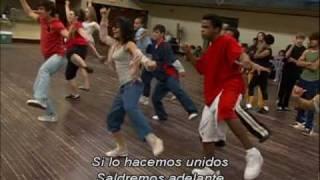 HSM 2 - Work this out (Cámara de ensayo)