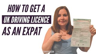 How to Get a UK Driving Licence as an Expat | Living in the UK