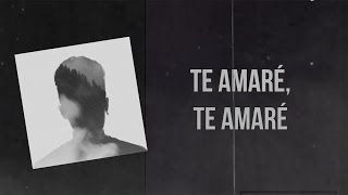 Mario Bautista - Te Amaré (LETRA)