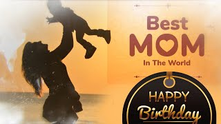 Free happy birthday wishes video greetings download, birthday card, Happy birthday wishes for Mother