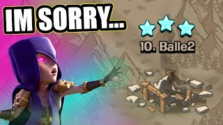 HOW TO UPSET A TOWN HALL 10 PLAYER.....LOL - Clash Of Clans