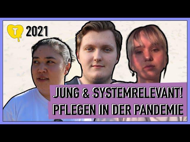 Vorschaubild zur Session 'Flokati Beach: Jung & systemrelevant - Pflegen in der Pandemie'