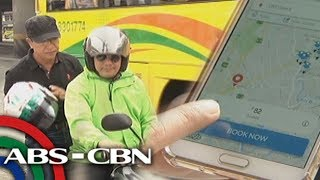 Failon Ngayon: Motorcycle ride booking service Angkas: Safe or Unsafe?