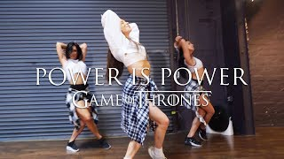 SZA, The Weeknd, Travis Scott   Power Is Power (Game Of Thrones) (Dance Video) | Mandy Jiroux
