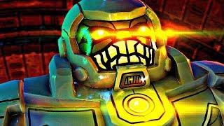 LEGO DC Super Villains - All Endings & Final Boss + Post Credits