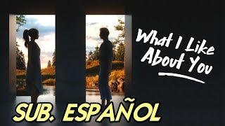 Jonas Blue - What I Like About You sub español (ft Theresa Rex)