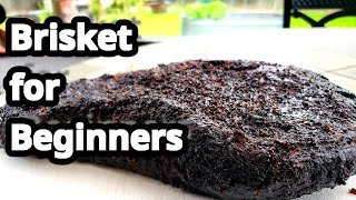How To Make Smoked Brisket Made Easy For Beginners
