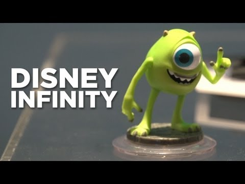 Here's How Disney Infinity Is Different From Skylanders