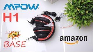 MPOW H1 Bluetooth Headphones ✅ Hi-Fi Stereo Wireless Headphones ✅ Wireless Headphone