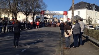 preview picture of video '2ème Trail urbain à Château-Gontier'