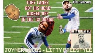 DADS REACT   JOYNER LUCAS x LITTY FREESTYLE   TORY LANEZ DISS !!