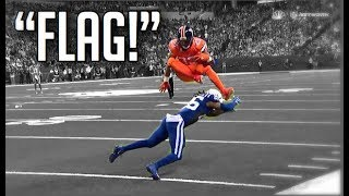 NFL Best Plays That Were Called Back By Flags || HD