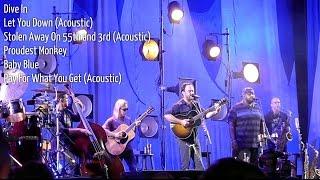 Dave Matthews Band - Warehouse 10 Vol. 3 (2015) Audios