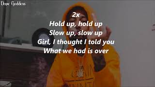 PnB Rock - Its Over (Lyrics)