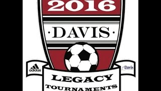 Davis Legacy Tournament Series Promo Video 2015
