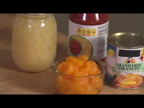 Youtube Screenshot for Citrus Salsa Recipe Video