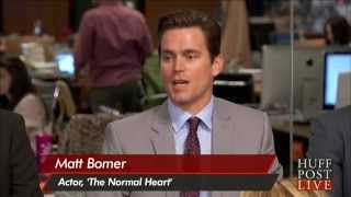 Matt Bomer On Extreme Weight Loss For The Normal Heart