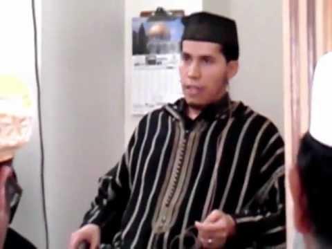 القارئ المغربي عبدالكريم الدغوش سورة الواقعة