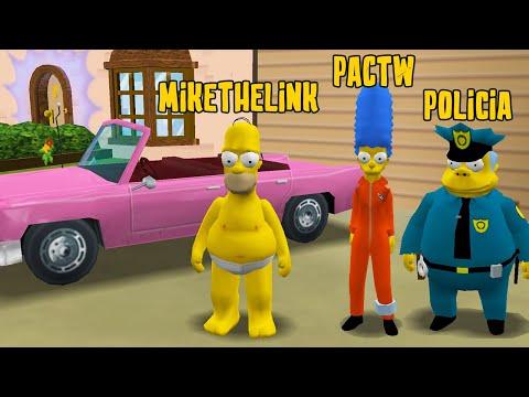 GTA DOS SIMPSONS! *Simpsons Multiplayer*