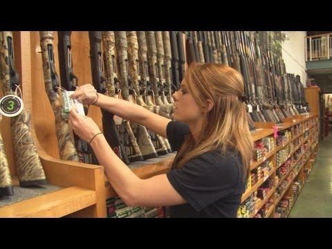 Nahlédněte do prodejny zbraní v USA