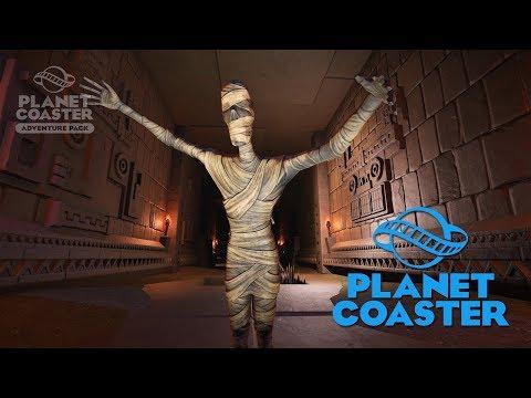 Planet Coaster – DLC Aventure !