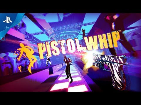 Bande-annonce pour la version PlayStation VR de Pistol Whip